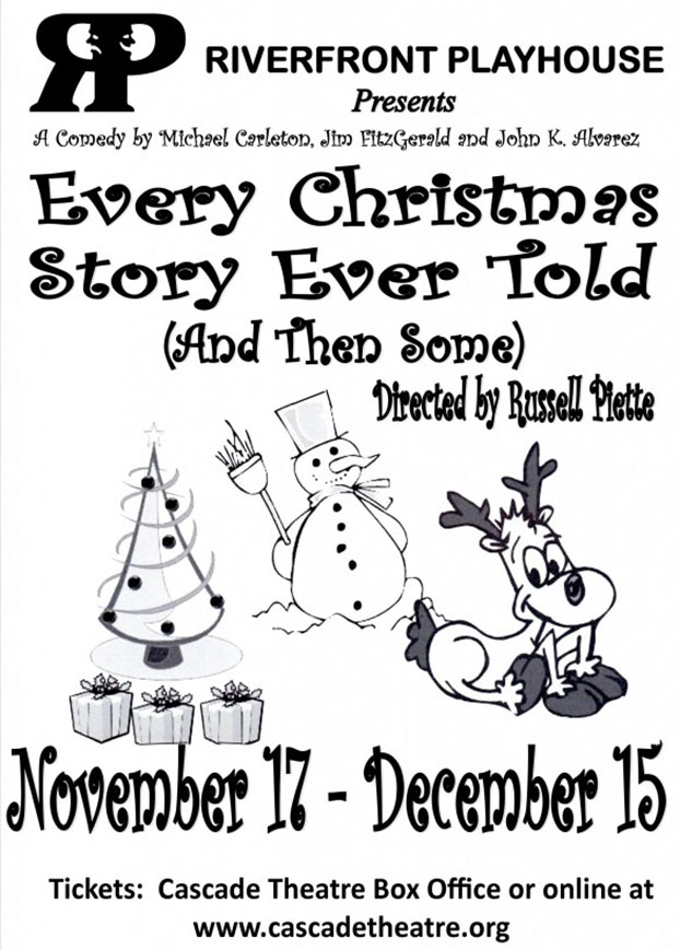 Every Christmas Story Ever Told!!