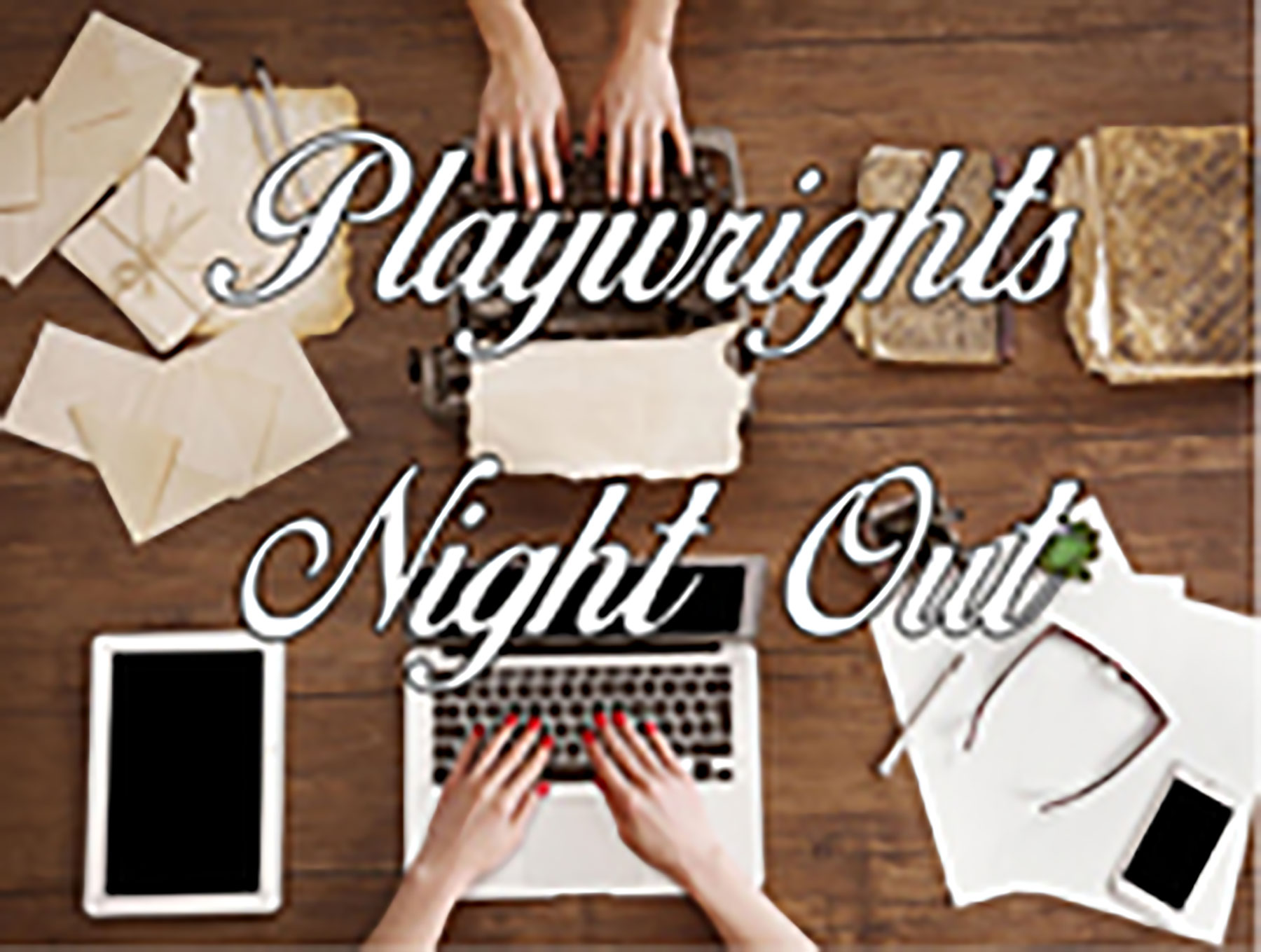Playwright's Night Out